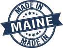 Made in Maine [seal]